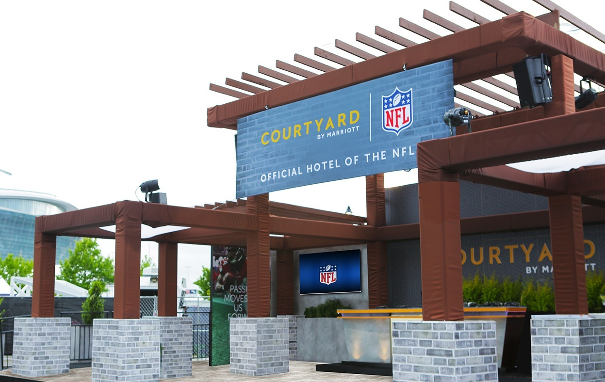 The NFL Draft Experience & 2020 Exhibits