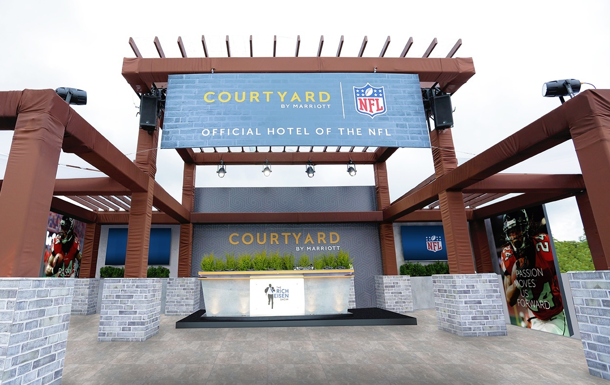 Game On! The NFL Draft Experience & 2020 Exhibits