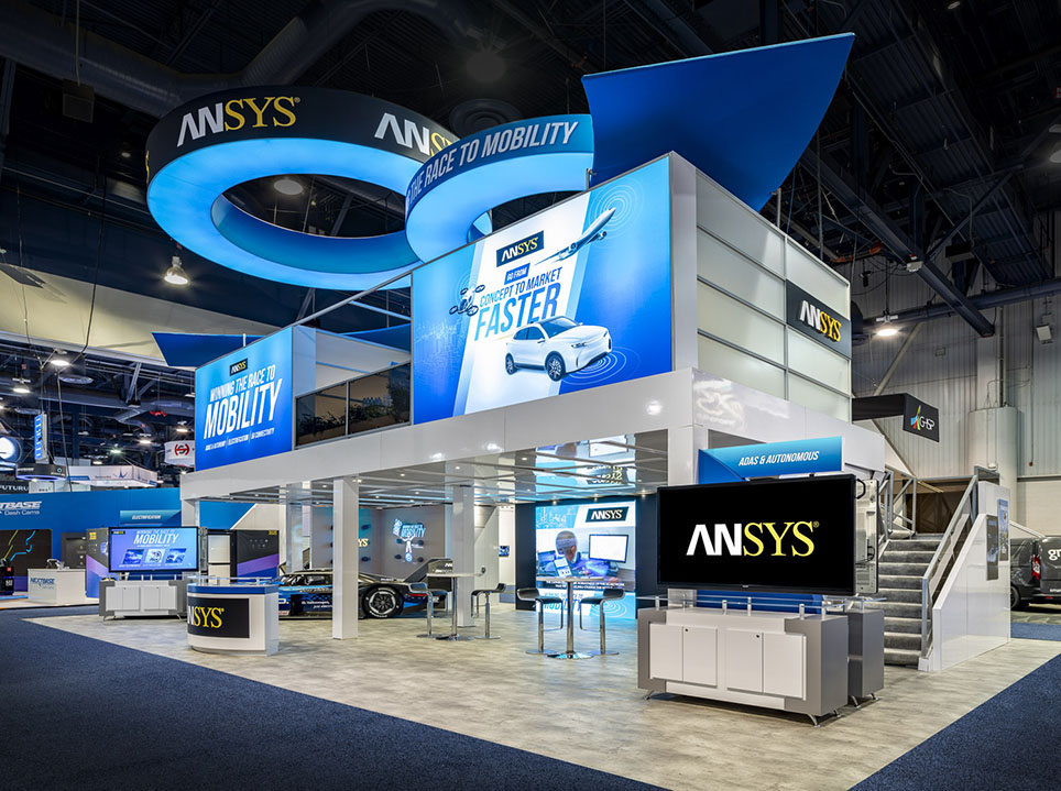 NRA 2021 Tradeshow Displays & Event Services