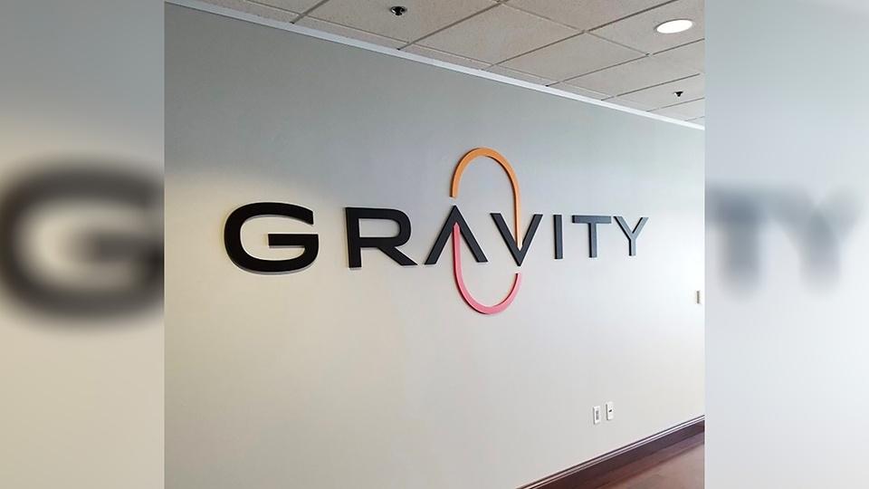 Gravity - Environmental Graphics