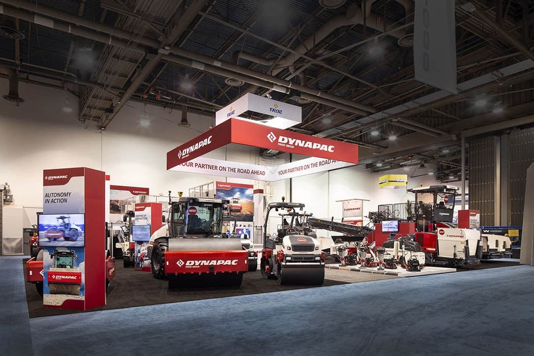 Waste Expo 2020 Trade Show Displays & Event Services