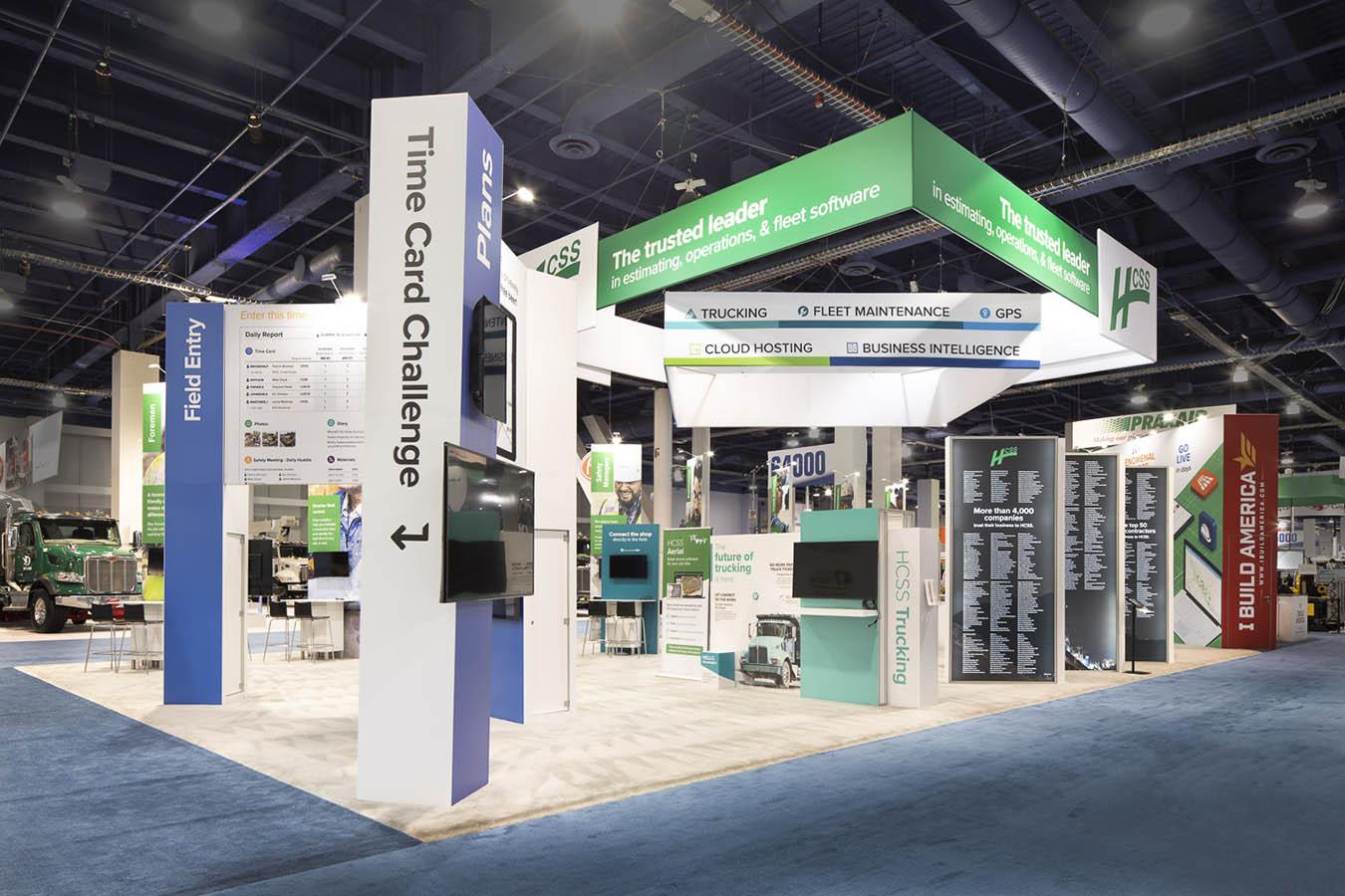 OTC 2021 Trade Show Displays & Event Services