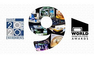 2020 Exhibits Wins Nine World Exhibition Stand Awards