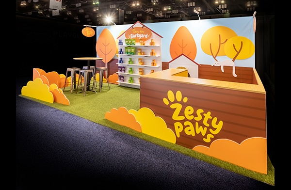 Zesty Paws @ Global Pet Expo 2019
