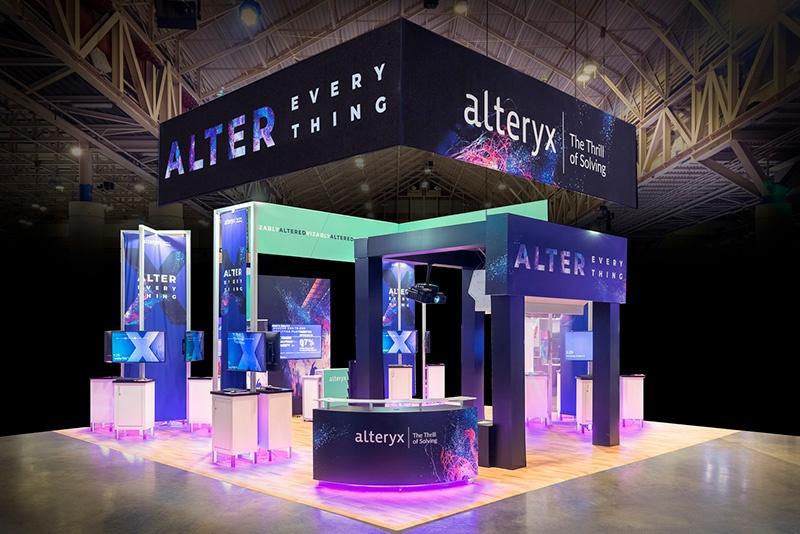 Alteryx @ Tableau Conference 2018