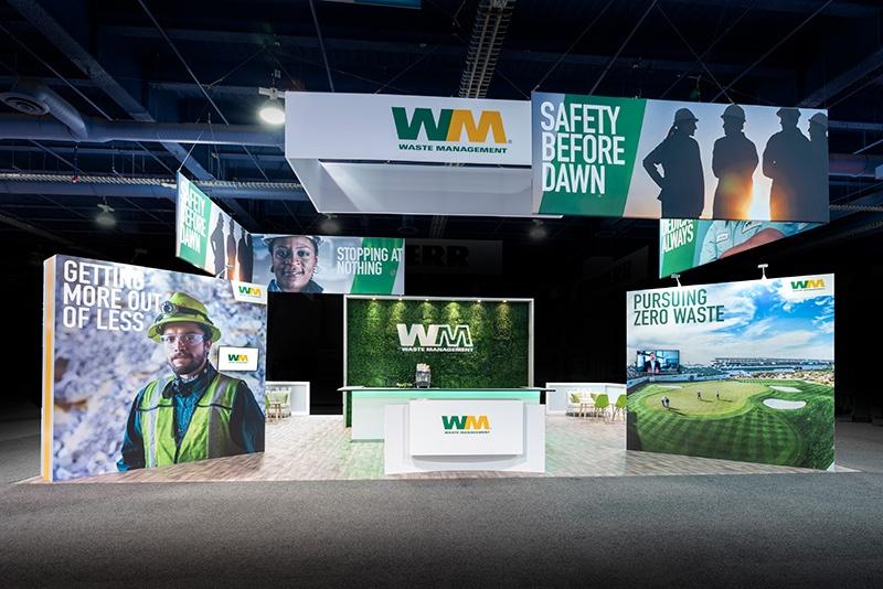 WM @ Waste Expo 2019